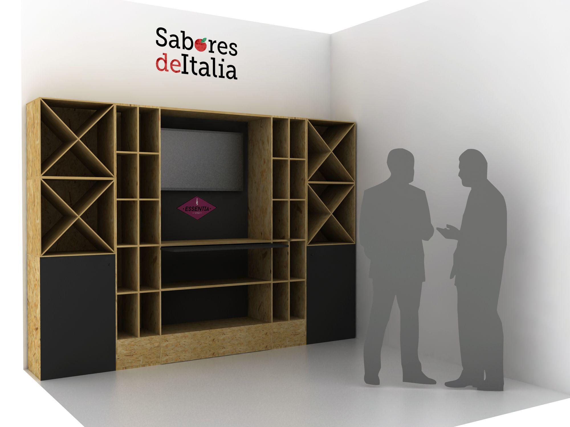 Mobiliario a medida para tiendas en Barcelona
