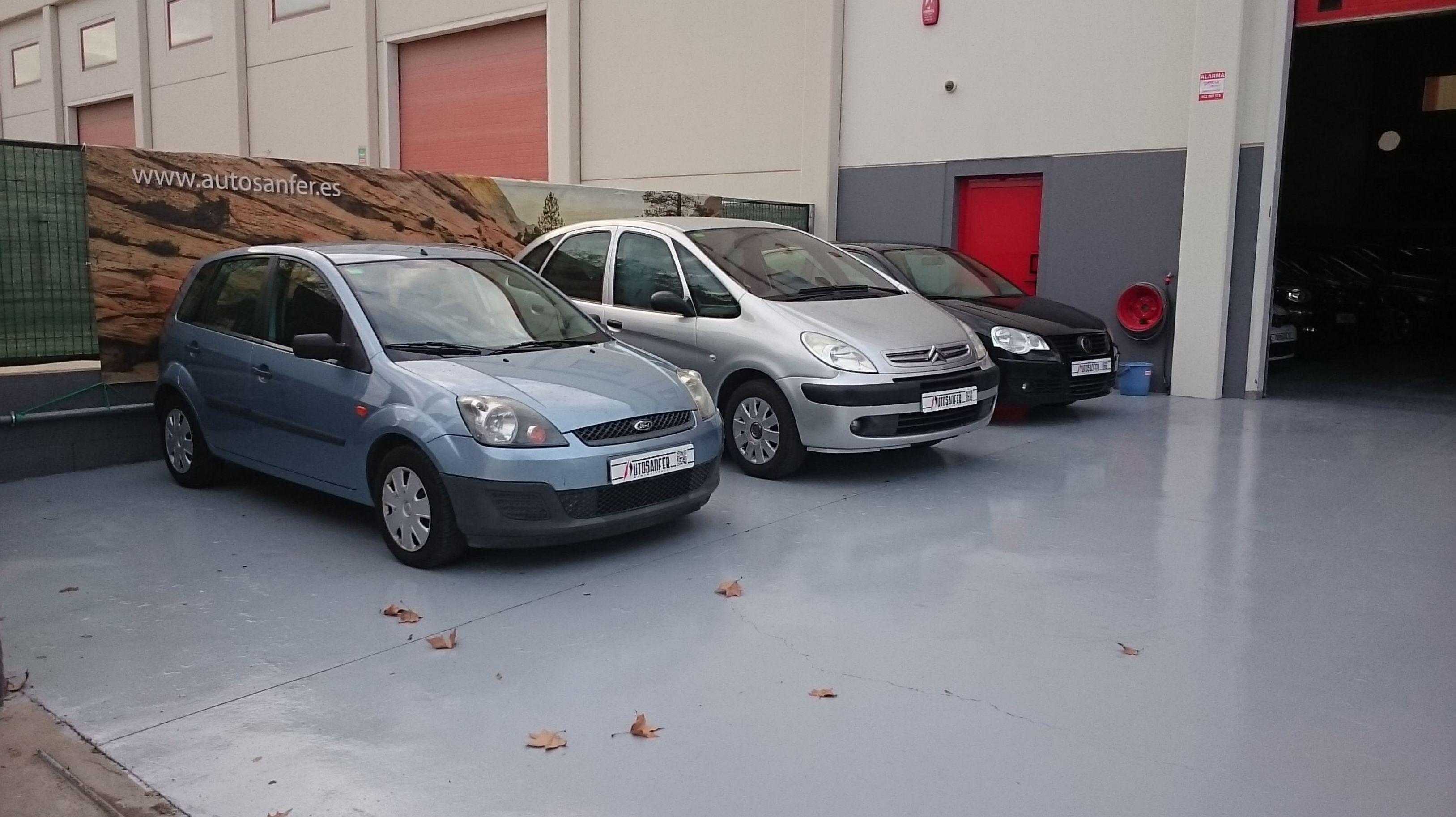 Foto 3 de Compraventa de automóviles en  | AutoSanfer