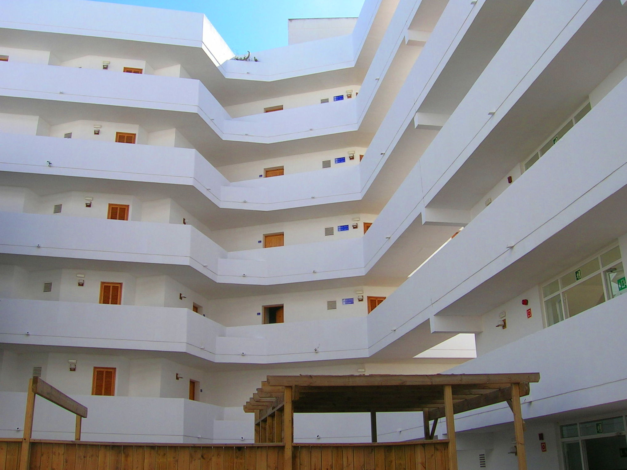 Restauración Hotel Sacoma, Palma de Mallorca