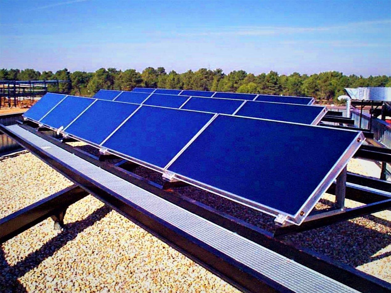 Placas solares para 35 viviendas, Parets del Vallés