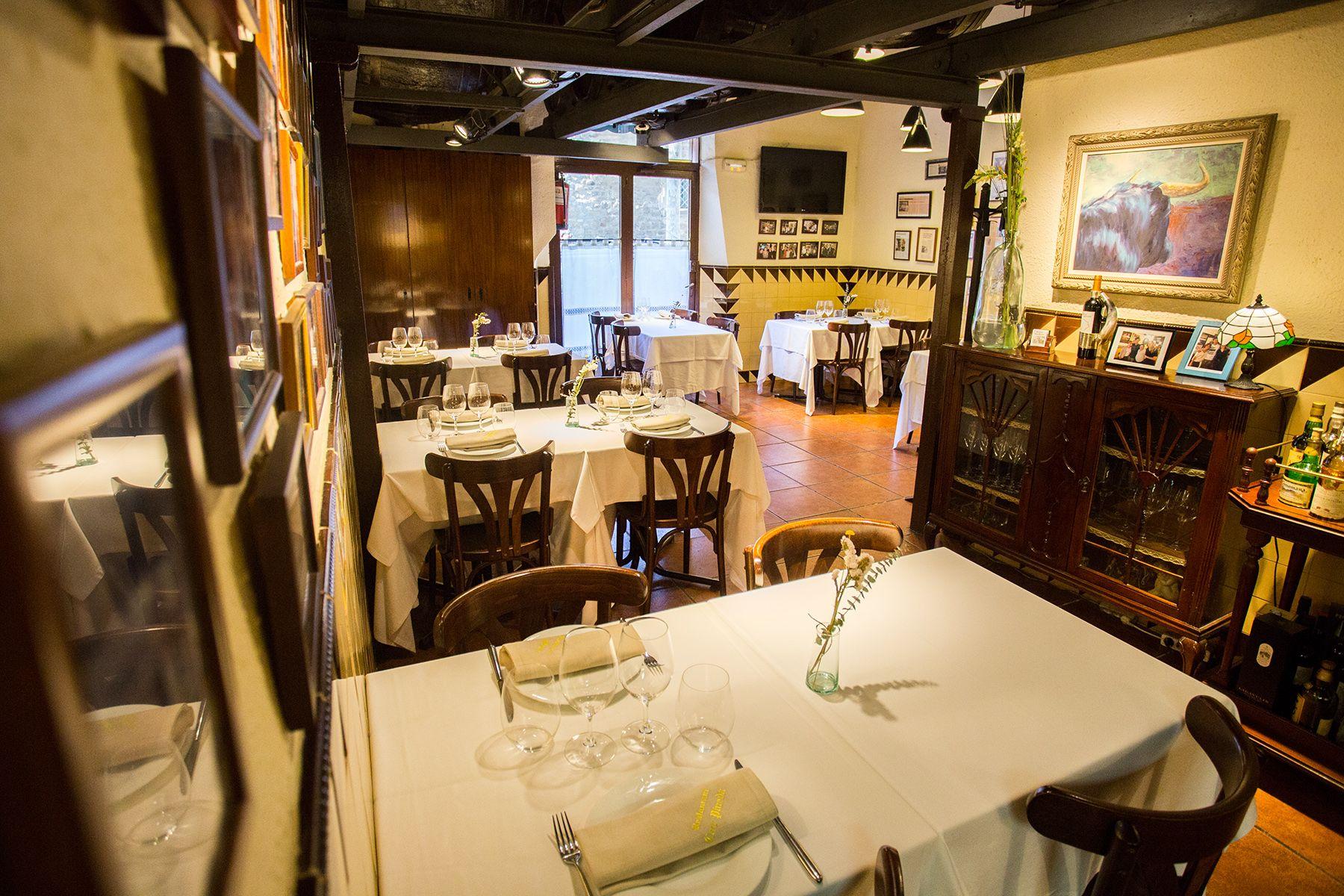 Restaurante cocina mediterránea Barcelona, Sant Martí