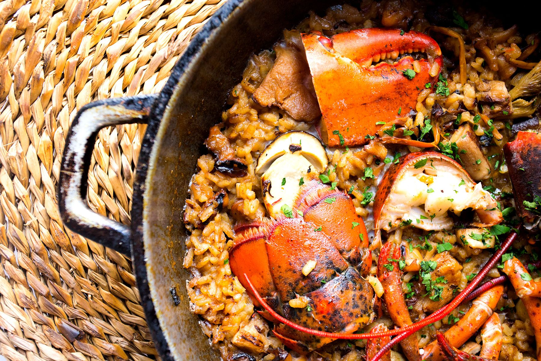 Especialidades: Nuestros platos de Can Pineda