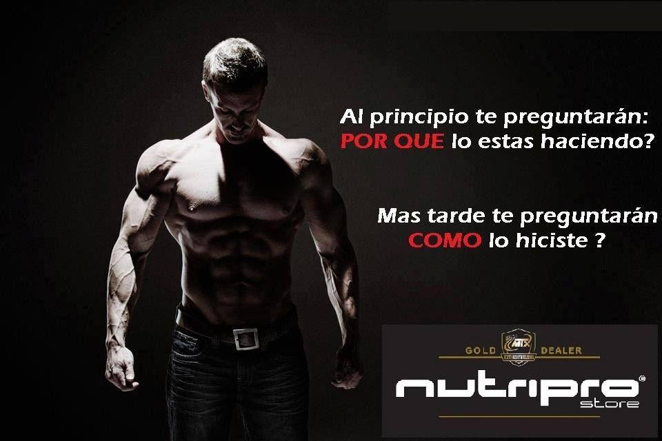 Suplementación deportiva de alto rendimiento: Servicios de Nutripro Store