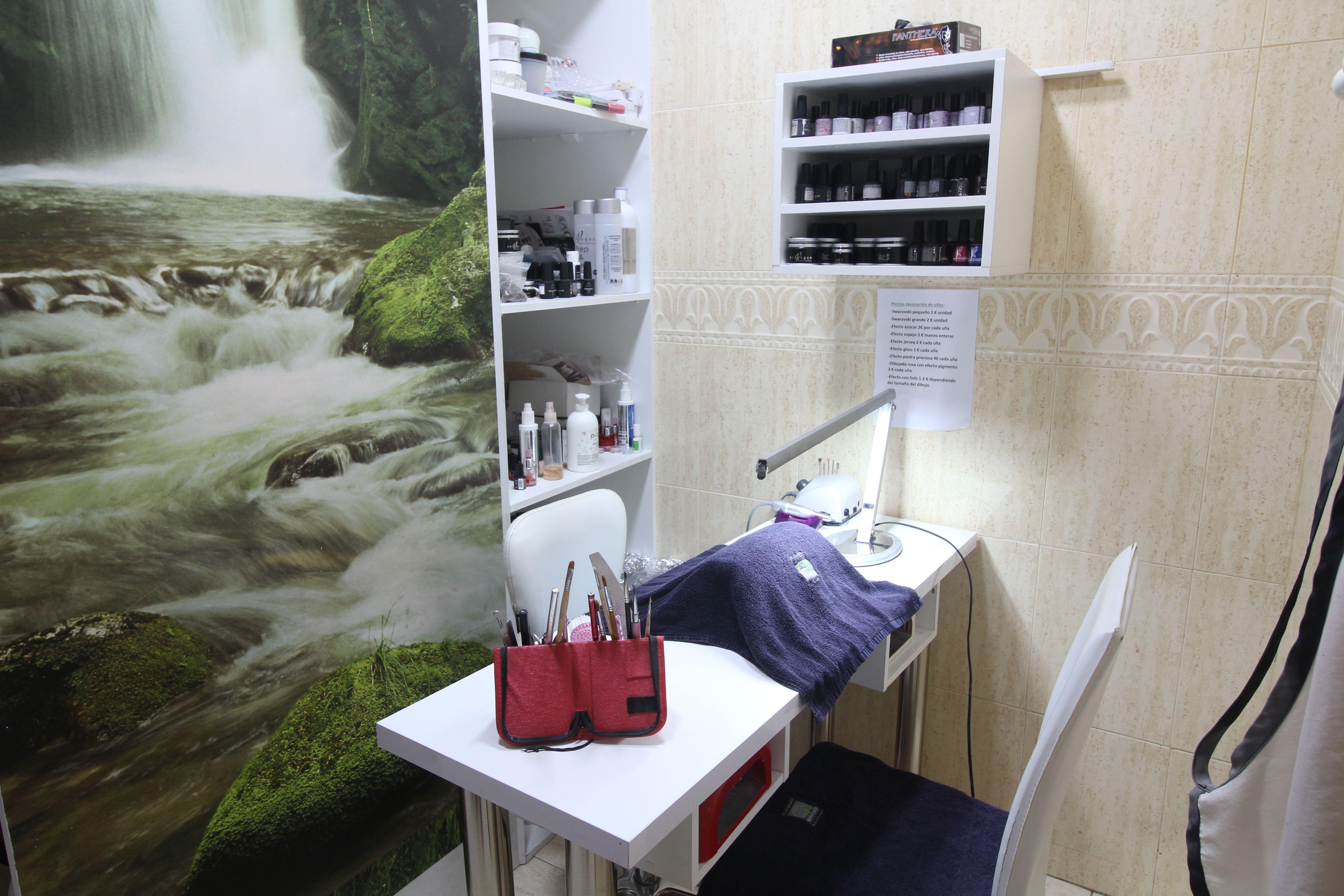 Foto 1 de Centro de belleza en Melilla | Centro de Estética Carmen Martínez