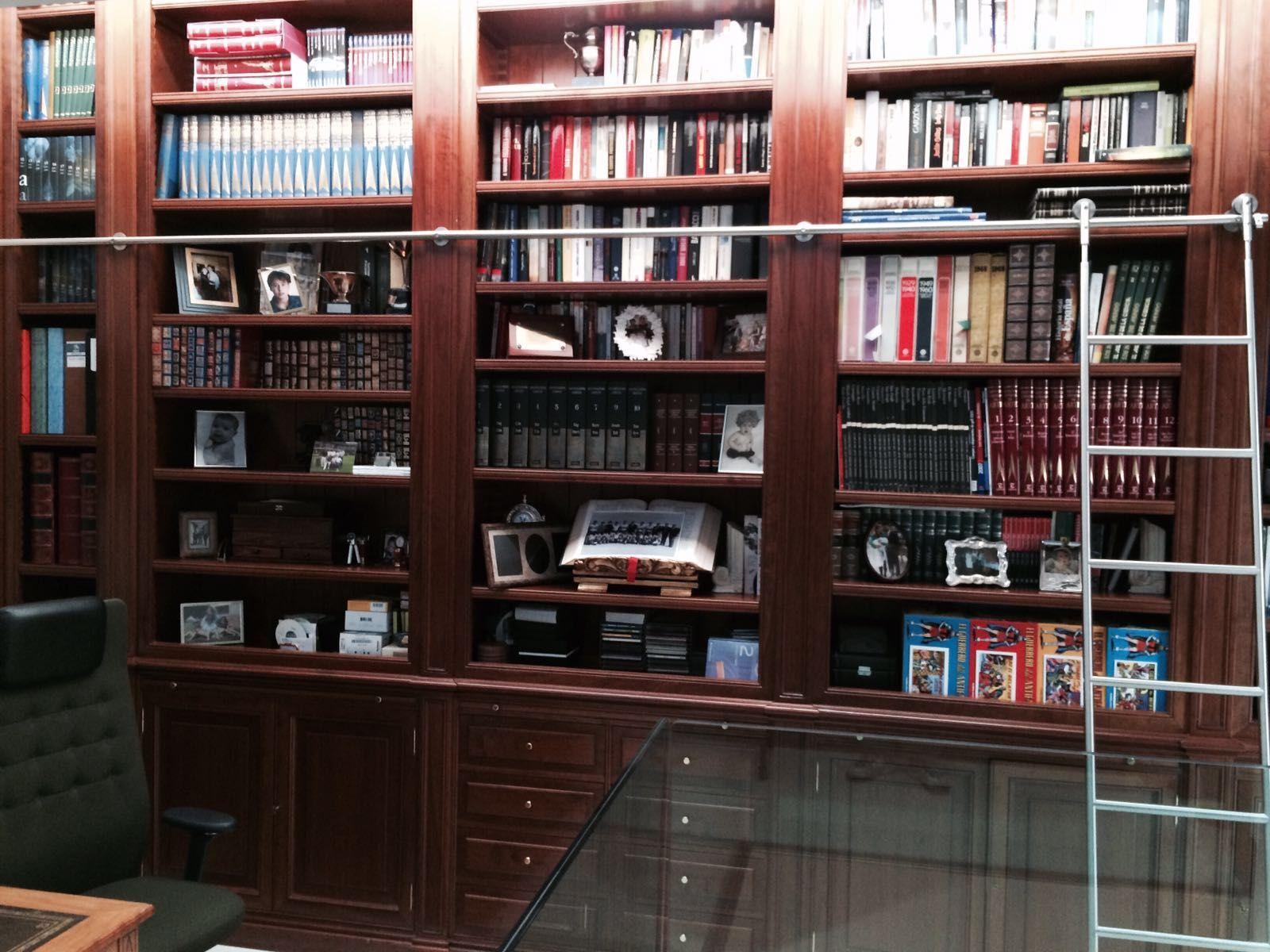 Muebles a medida: Catálogo de muebles de Gompar
