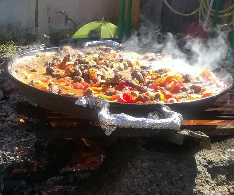 Cocina tradicional en Fuerteventura