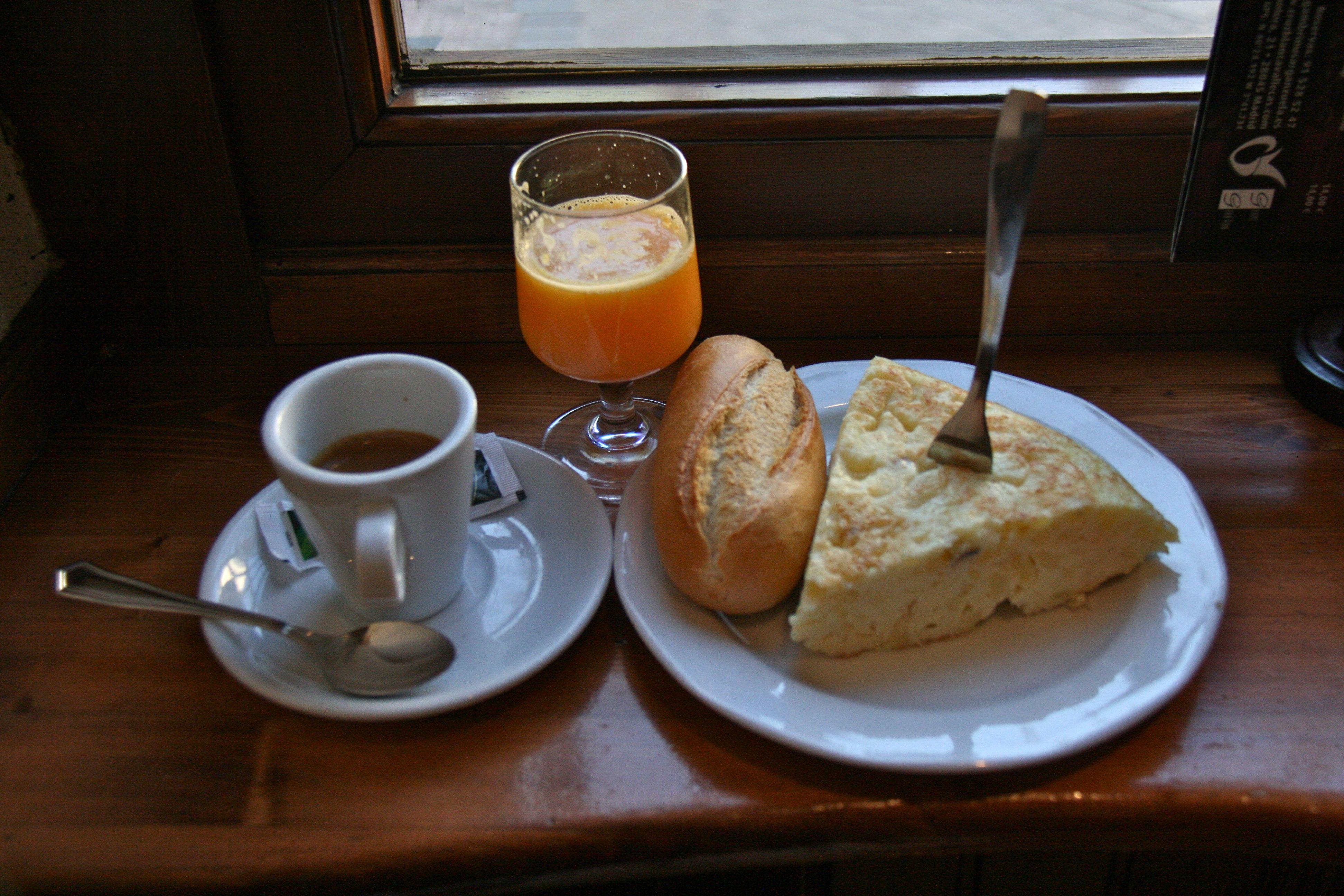 Desayunos: Servicios de La Gambuesa
