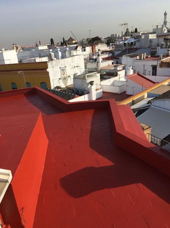 Impermeabilización de tejados Sevilla