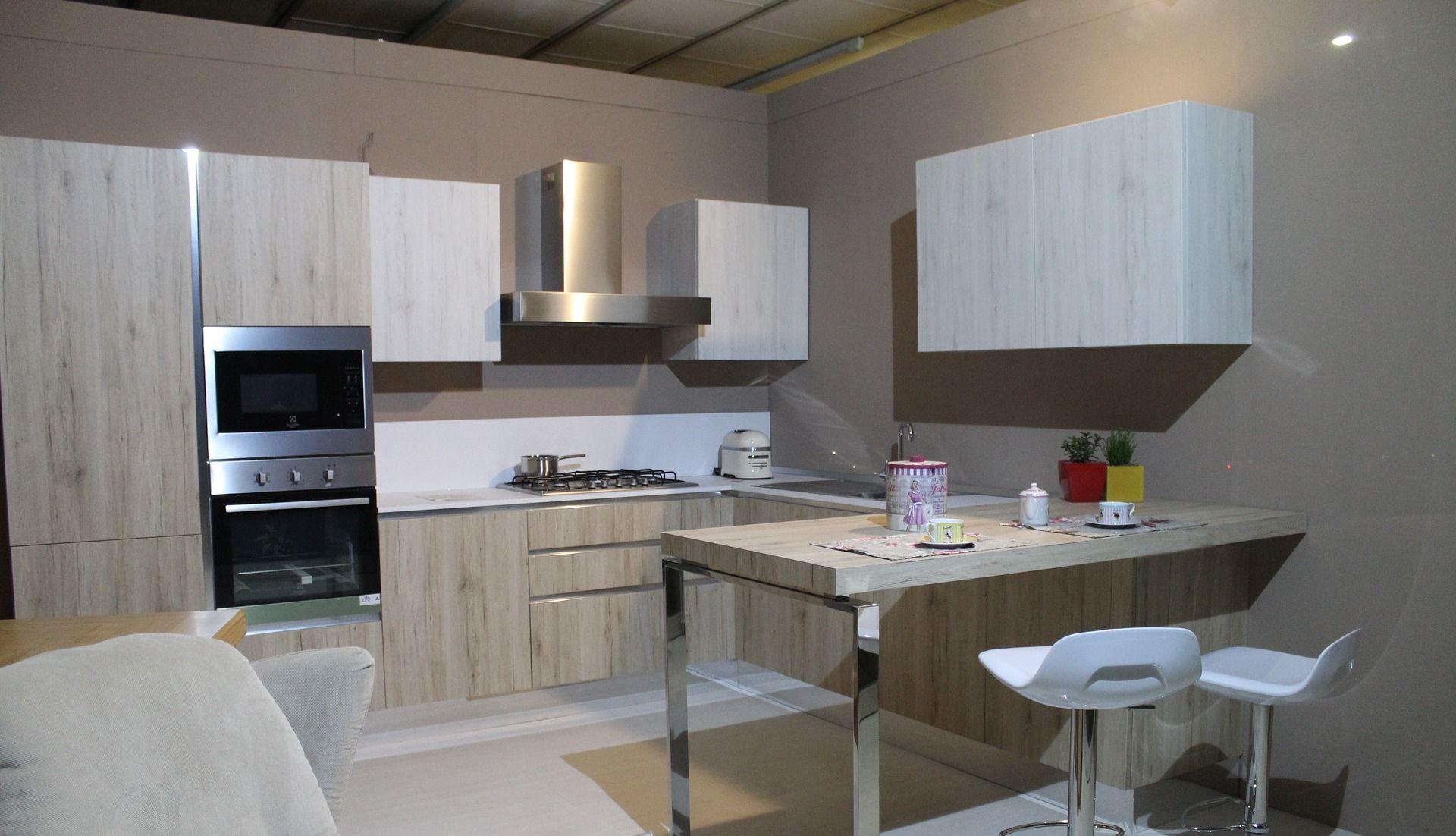 Muebles de cocina gij n c mo aprovechar el espacio de tu - Cocinas en gijon ...