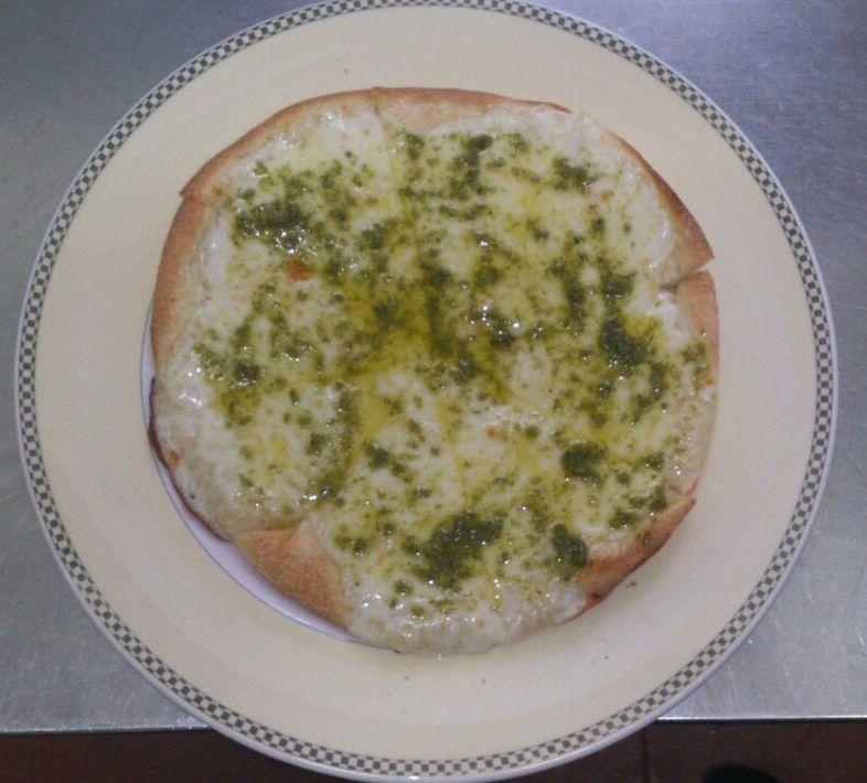 Panizza: Carta de Pizzeria Fralisani