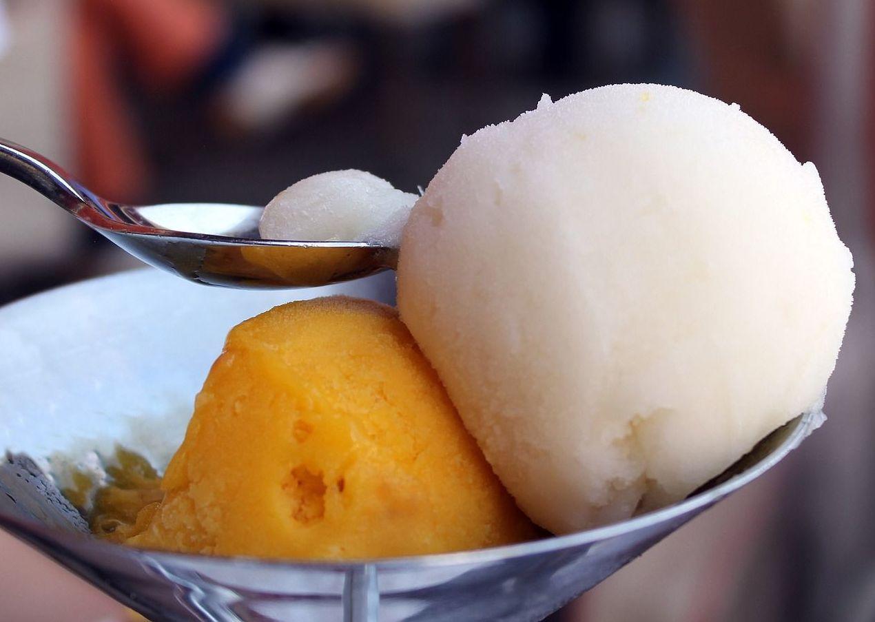Copa de helado: Carta de Pizzeria Fralisani