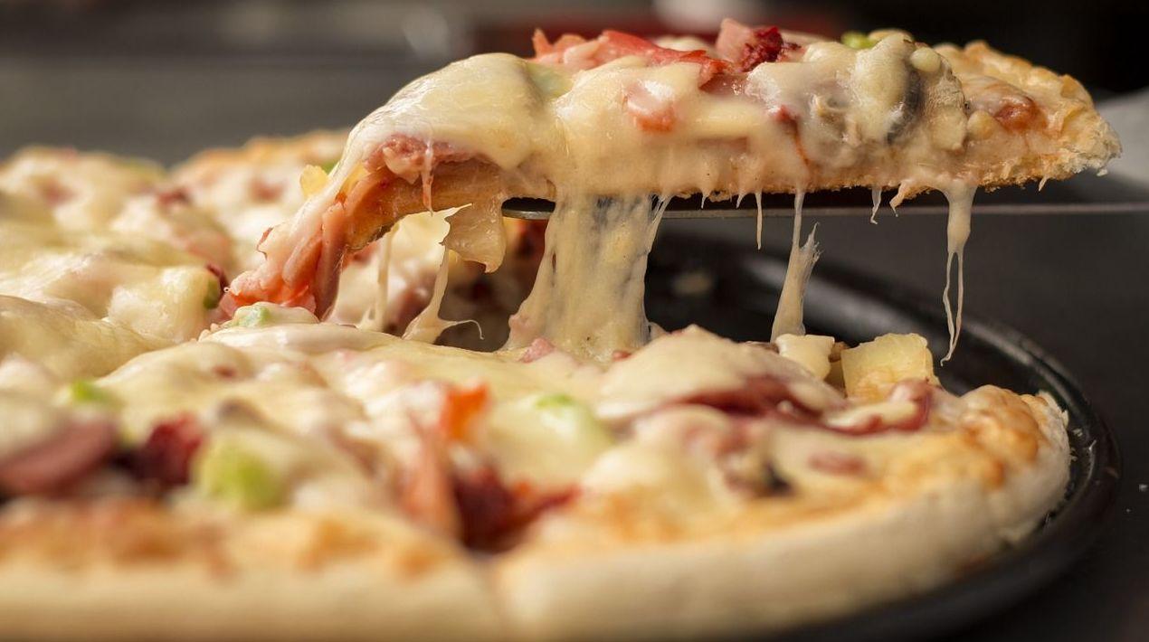 Napolitana: Carta de Pizzeria Fralisani