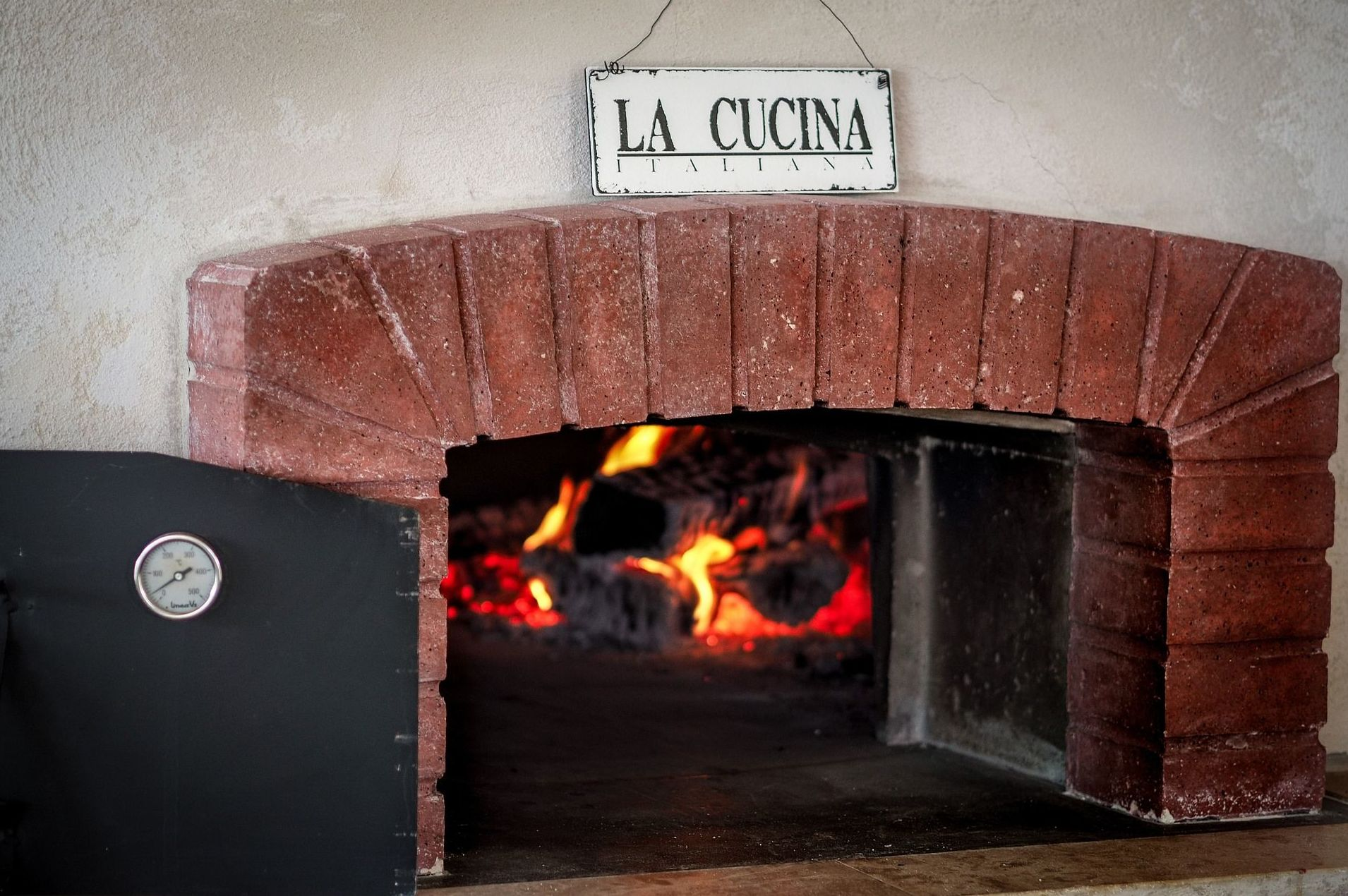Marinera: Carta de Pizzeria Fralisani
