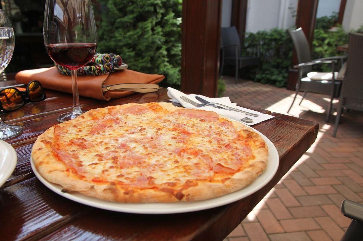 Sardani: Carta de Pizzeria Fralisani