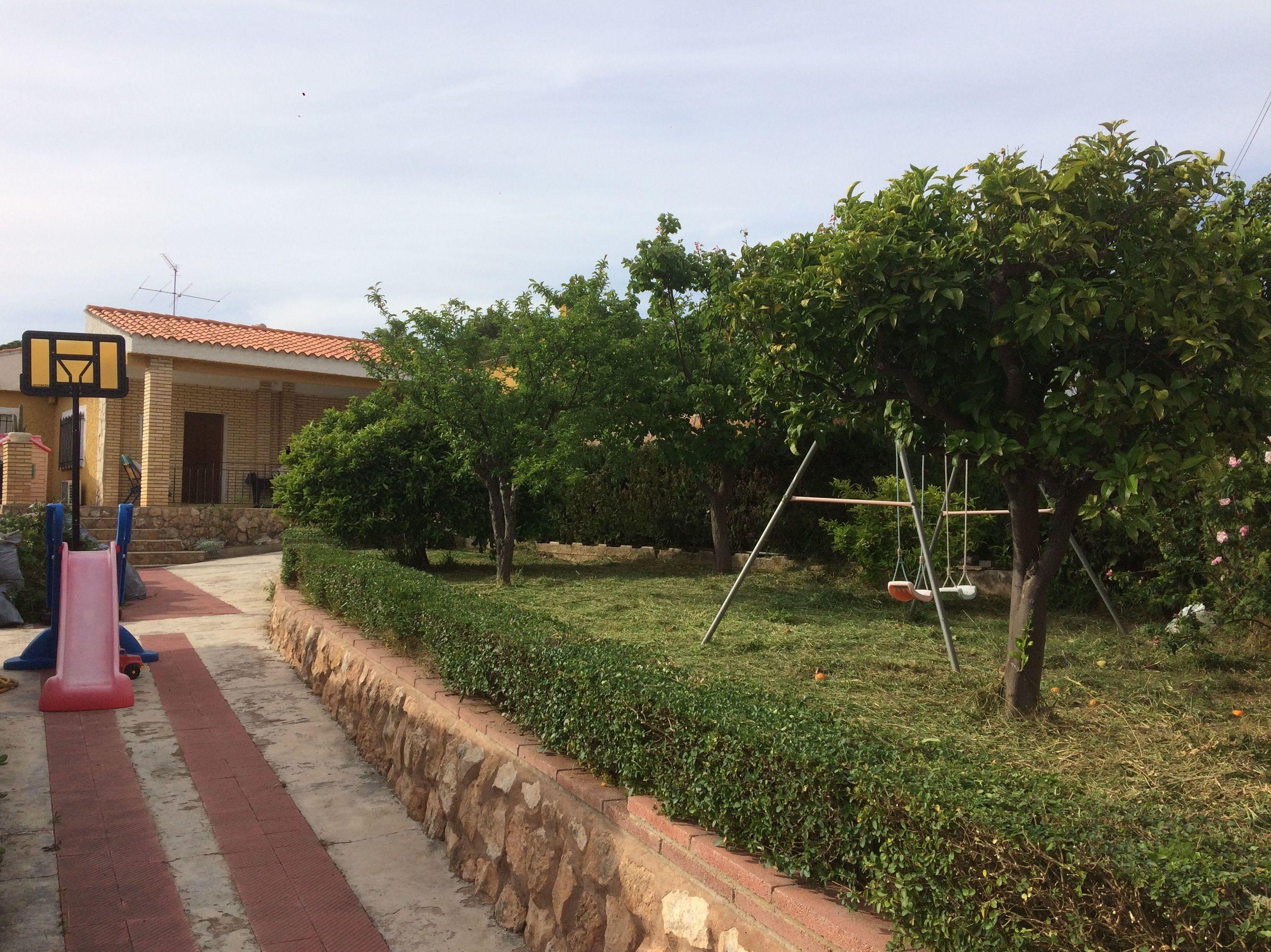 Foto 4 de Jardines (diseño y mantenimiento) en Valencia | Jardinería Vicente Salcedo