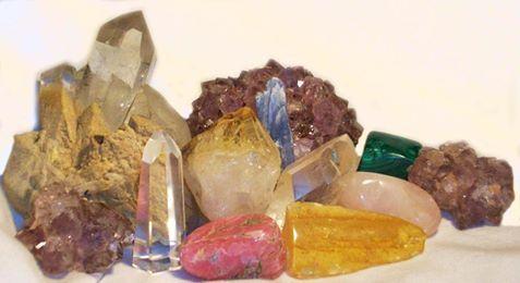 Cristaloterapia: Terapias de Anam Cara