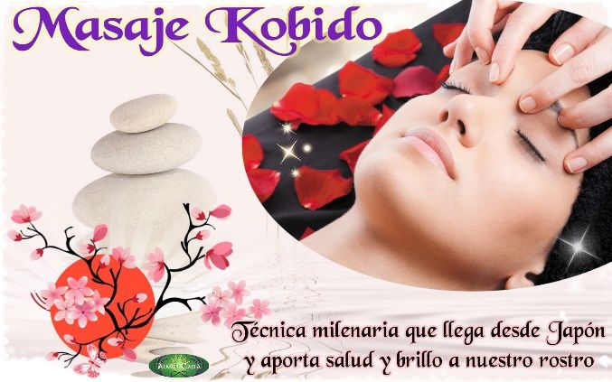 Masaje Kobido: Terapias de Anam Cara