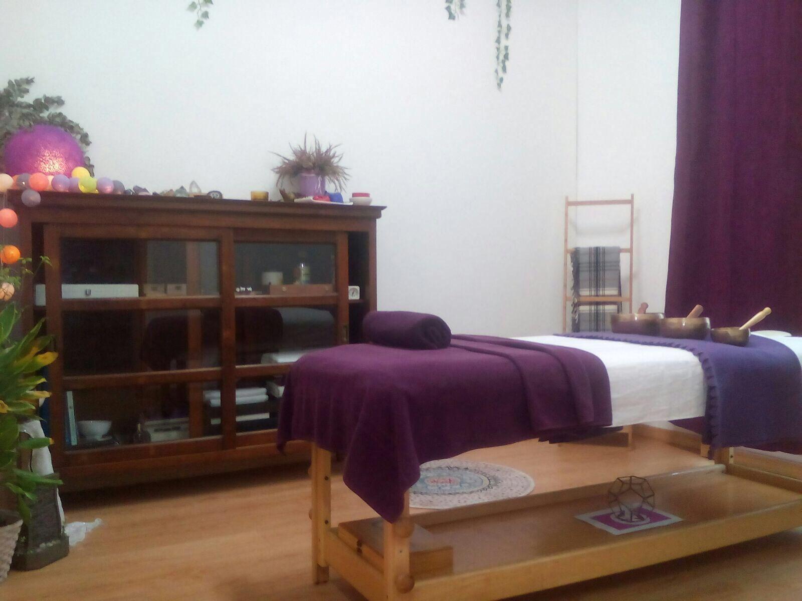 Salas para terapeutas Gracia