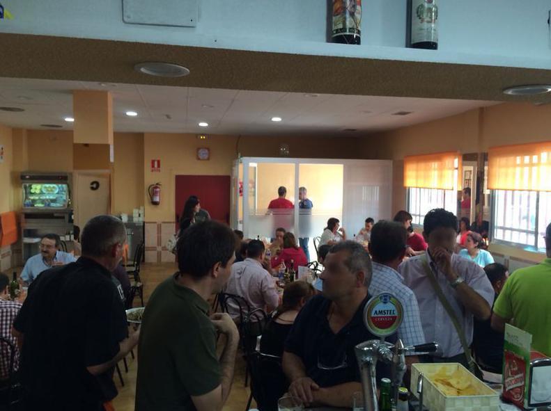 Cafetería y restaurante en Madrid
