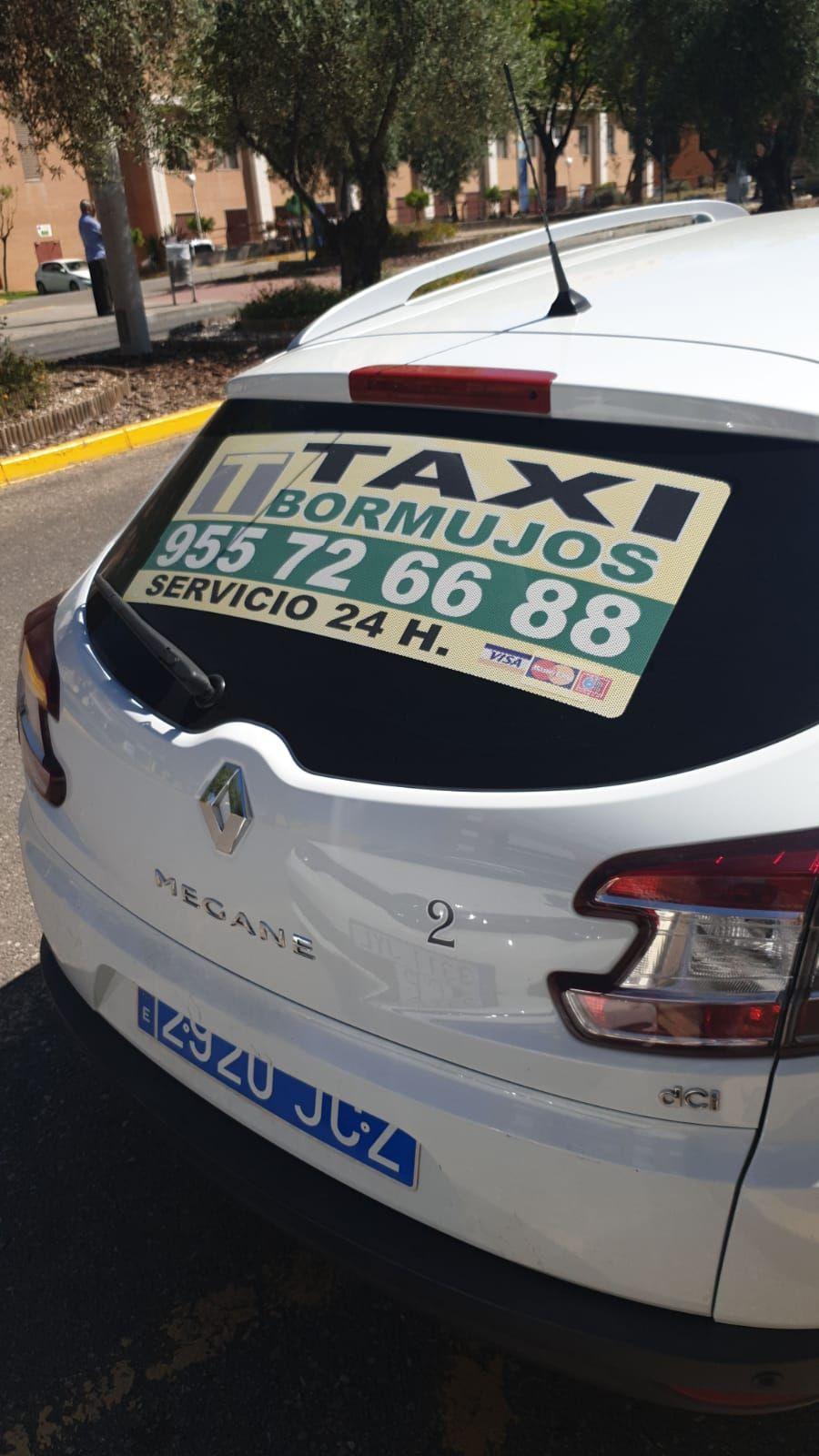Taxi adaptado Bormujos