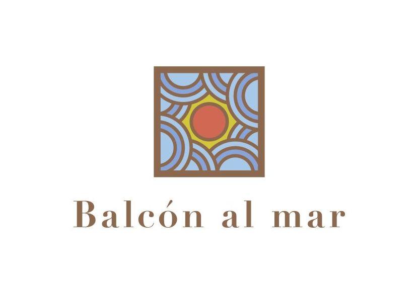 Identidad corporativa de Balcón al mar