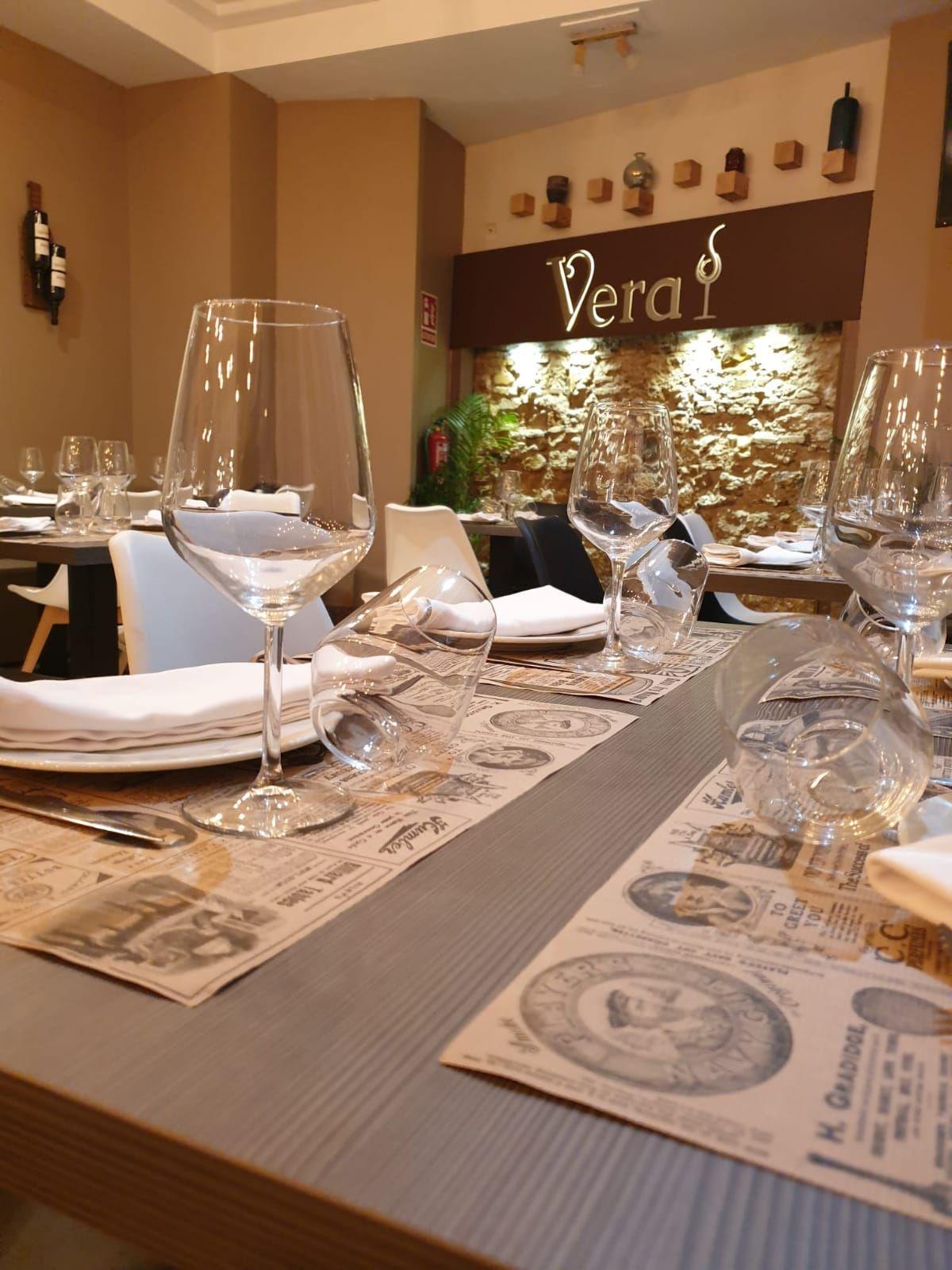Foto 21 de Restaurante ecuatoriano en Valencia | Vera Restaurante