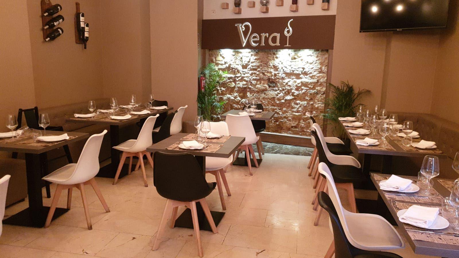Foto 57 de Restaurante ecuatoriano en Valencia | Vera Restaurante