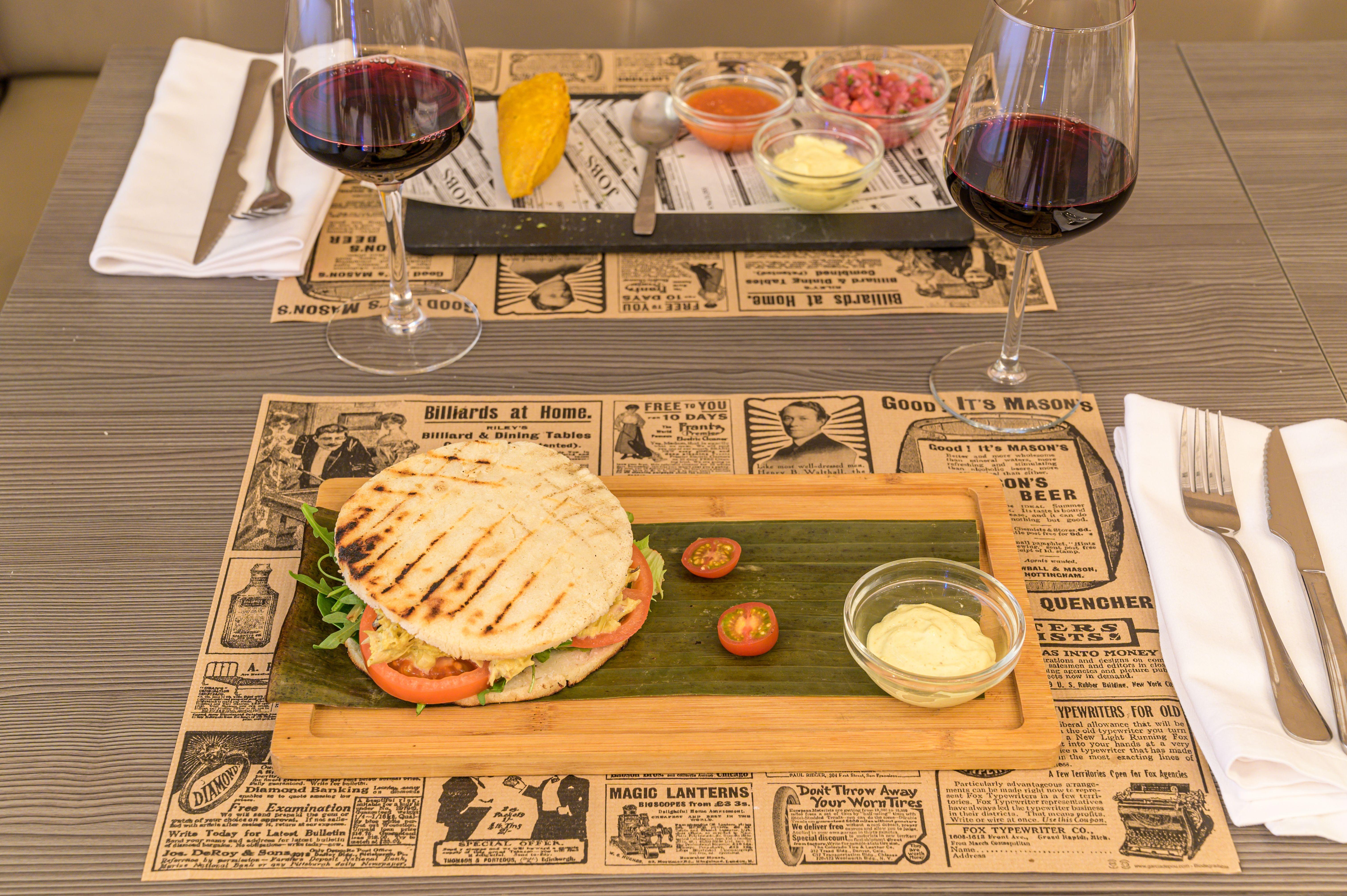 Plato de la carta del Restaurante Vera