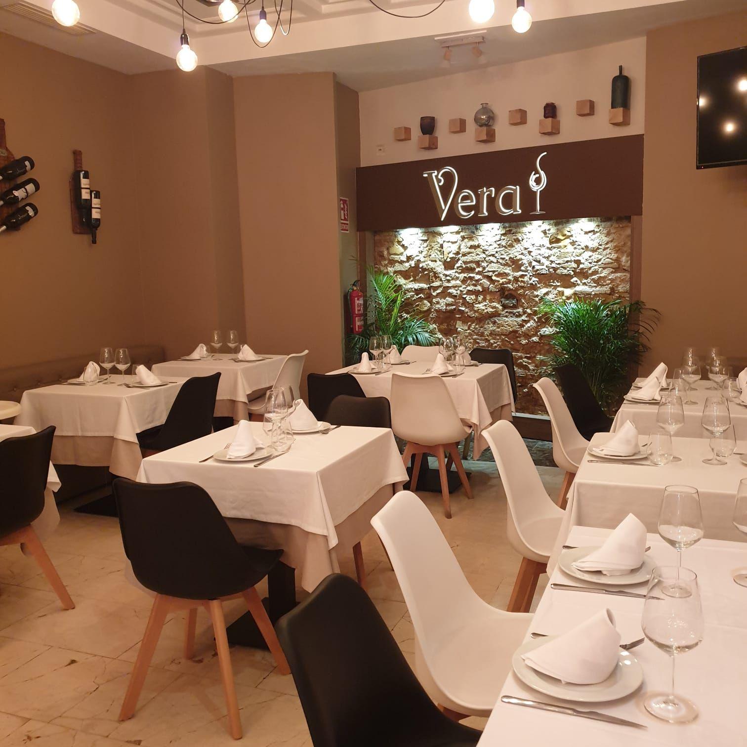 Foto 35 de Restaurante ecuatoriano en Valencia | Vera Restaurante