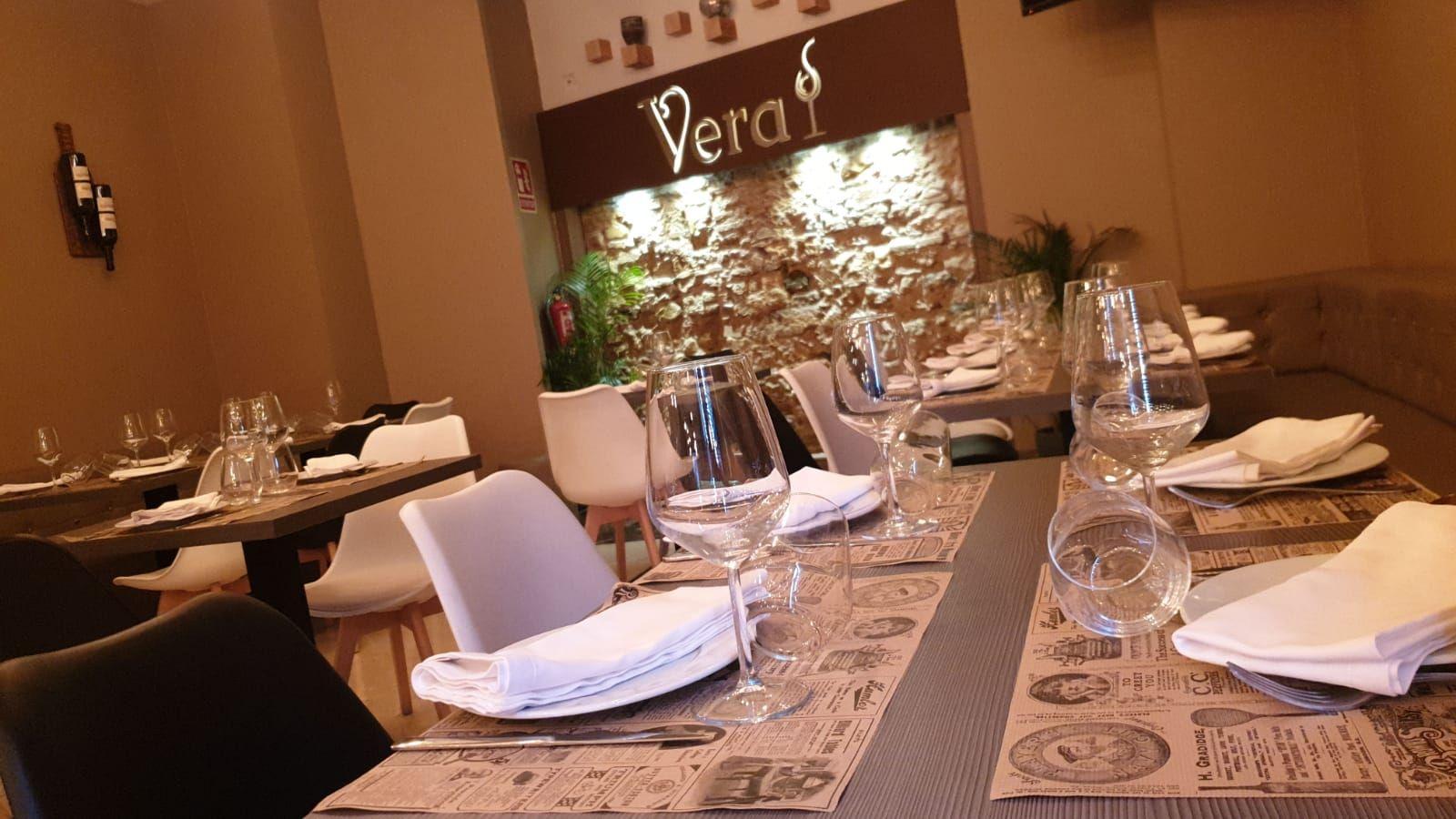 Foto 22 de Restaurante ecuatoriano en Valencia | Vera Restaurante