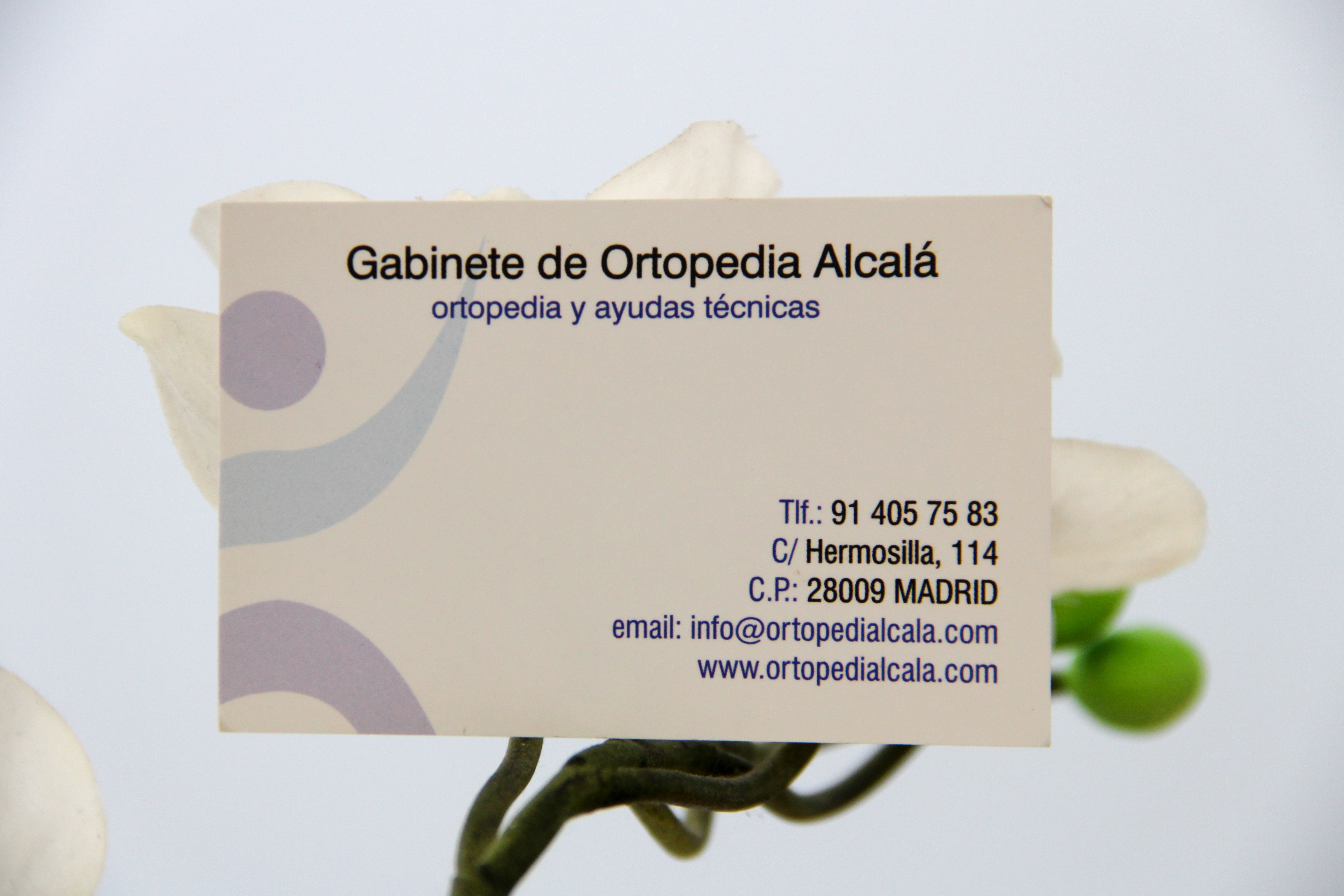 Foto 6 de Ortopedia en Madrid | Gabinete de Ortopedia Alcalá, S.L.