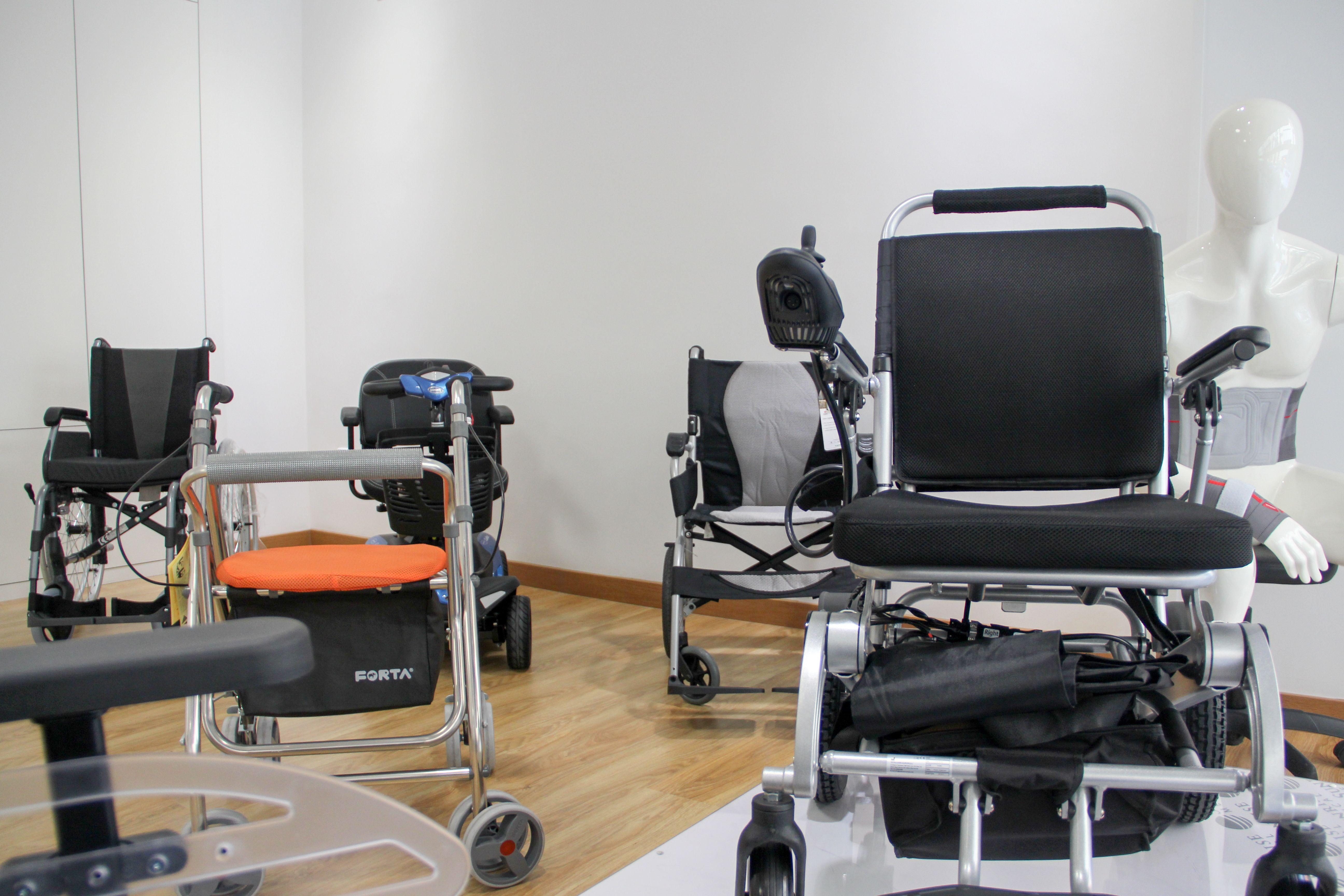Foto 1 de Ortopedia en Madrid | Gabinete de Ortopedia Alcalá, S.L.