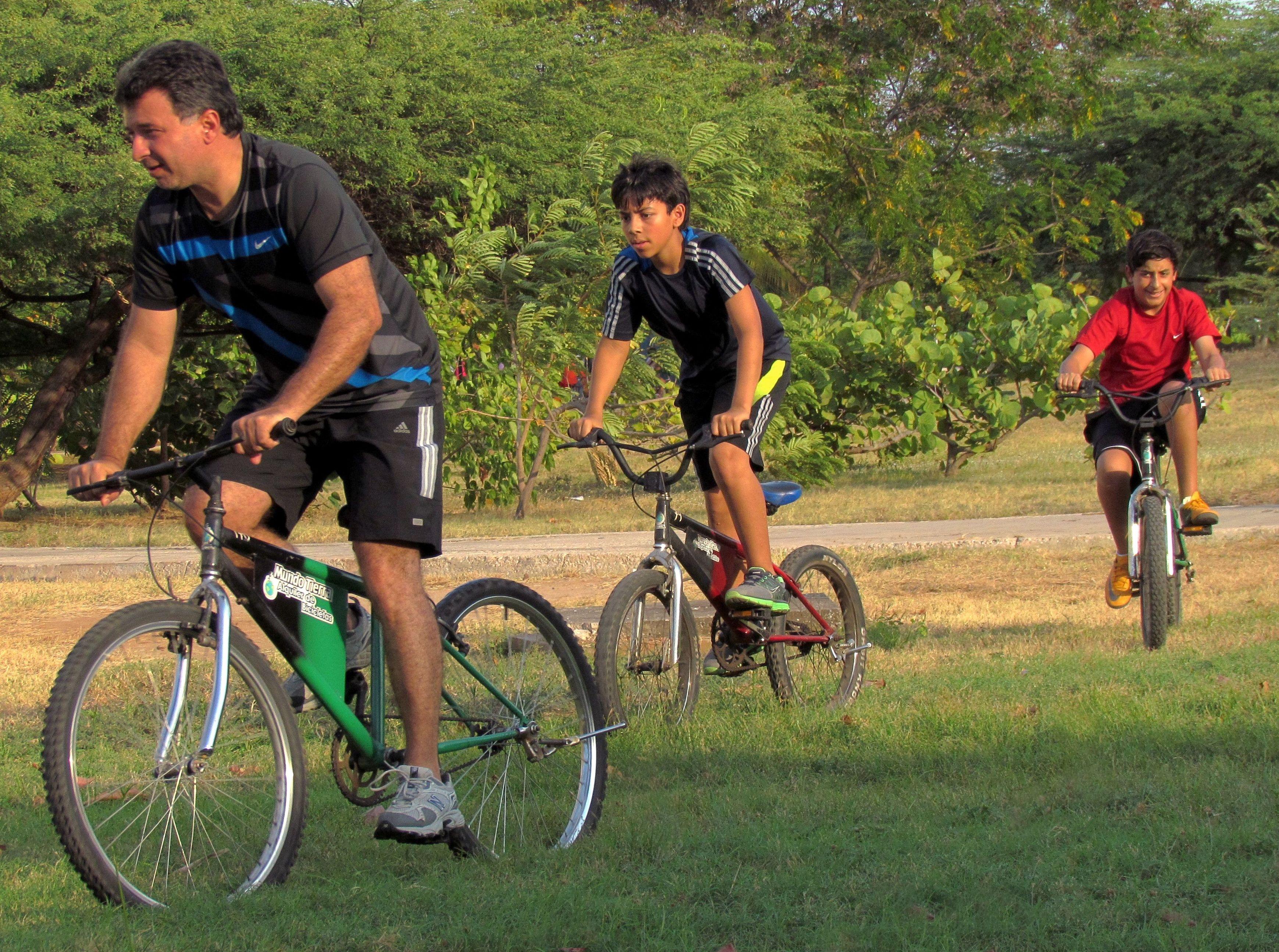 Seguros para bicicletas: Servicios  de Amado Correduría de Seguros