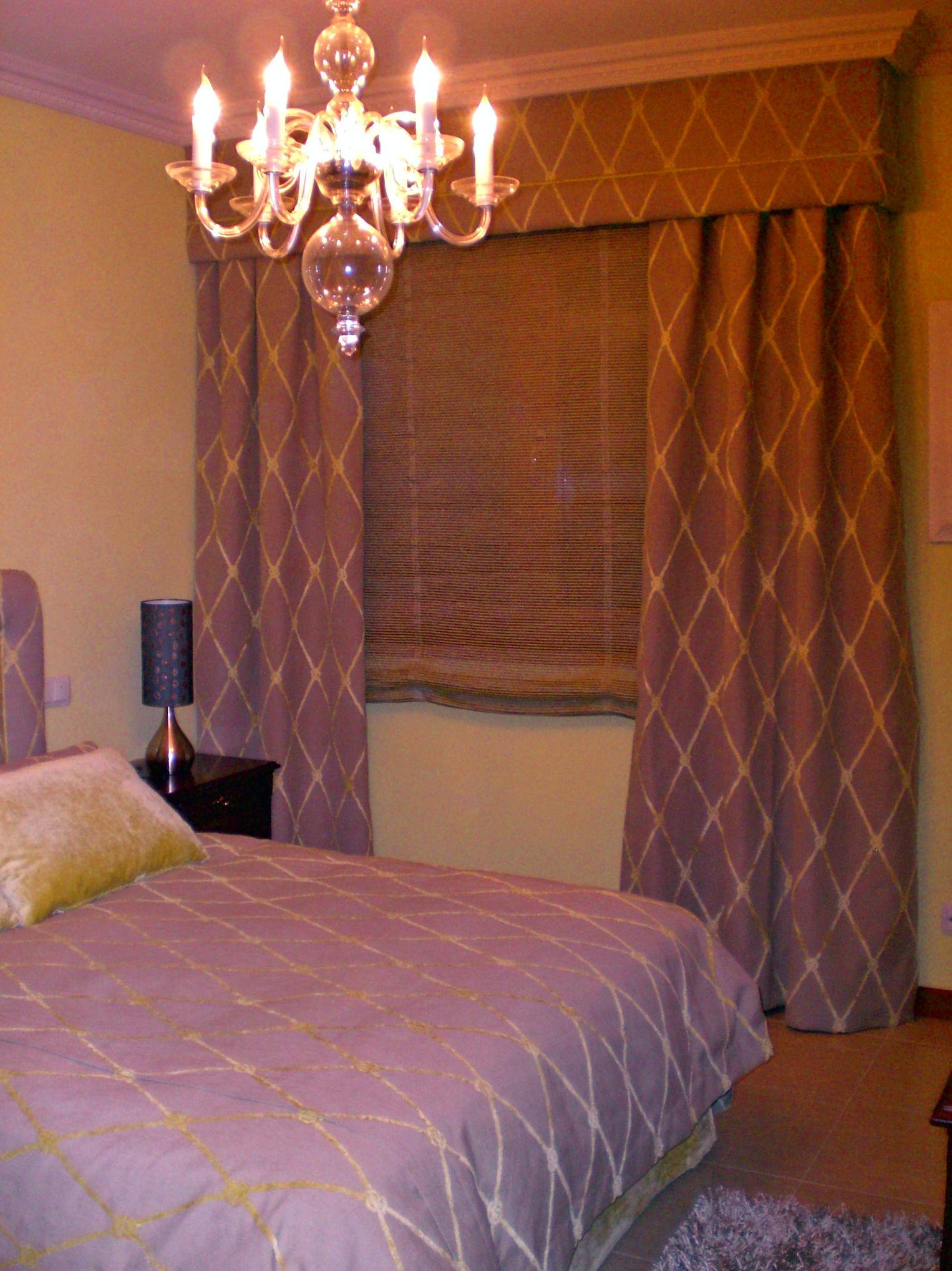 Confección de cortinas a medida