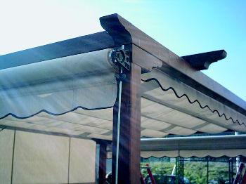 Foto 42 de Toldos y pérgolas en Basauri | Toldos Norsombra