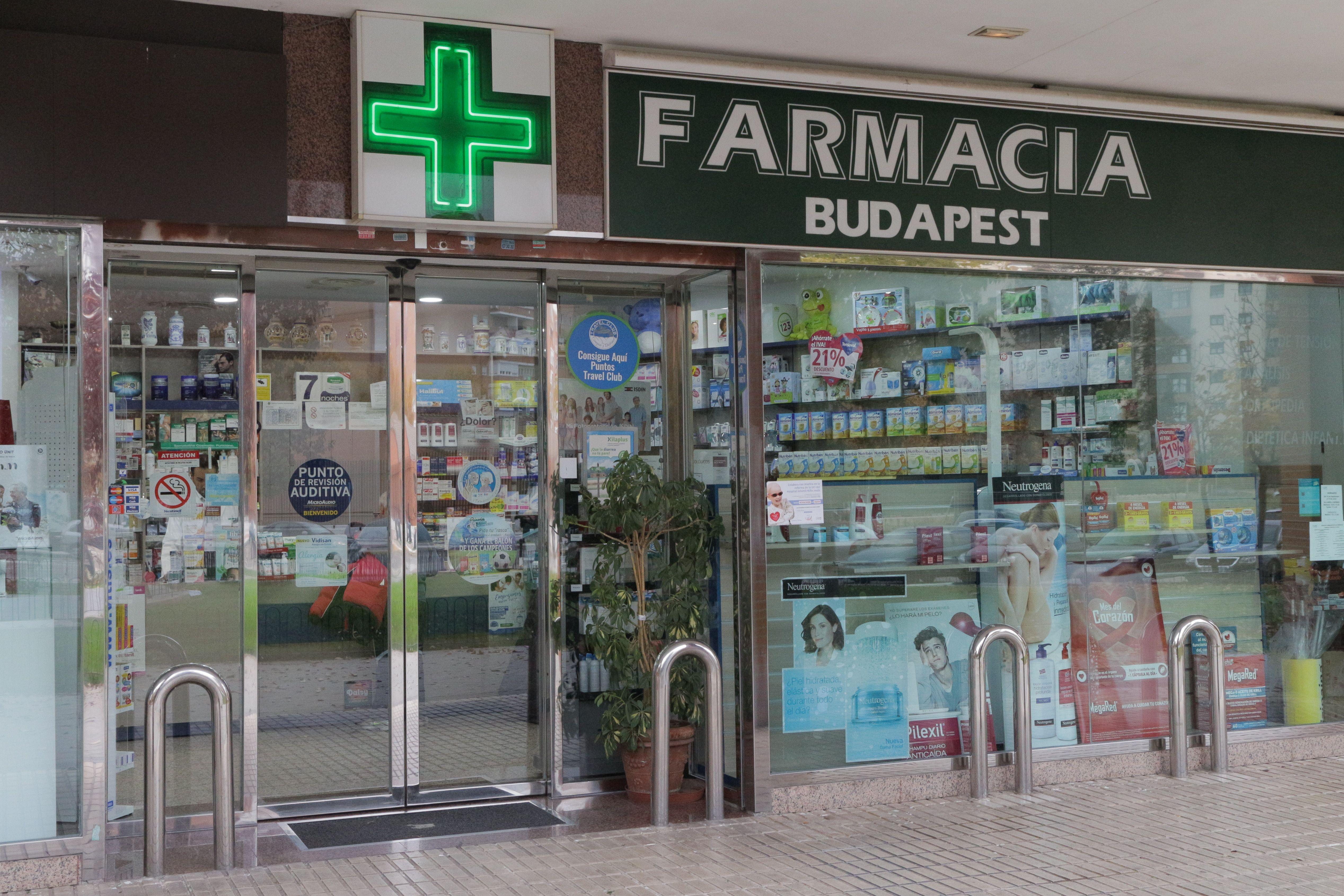 Foto 11 de Farmacias en Torrejón de Ardoz | Farmacia Budapest - Multiópticas Loreto
