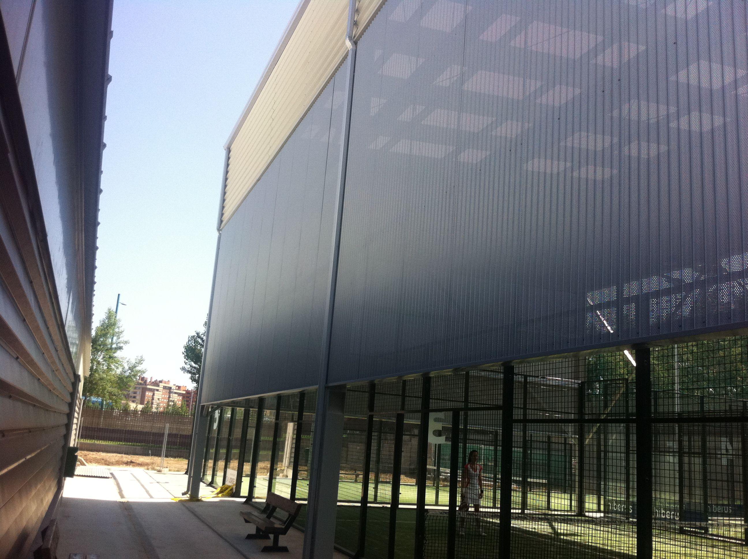 Foto 6 de Construcciones metálicas en Zaragoza | Gramin
