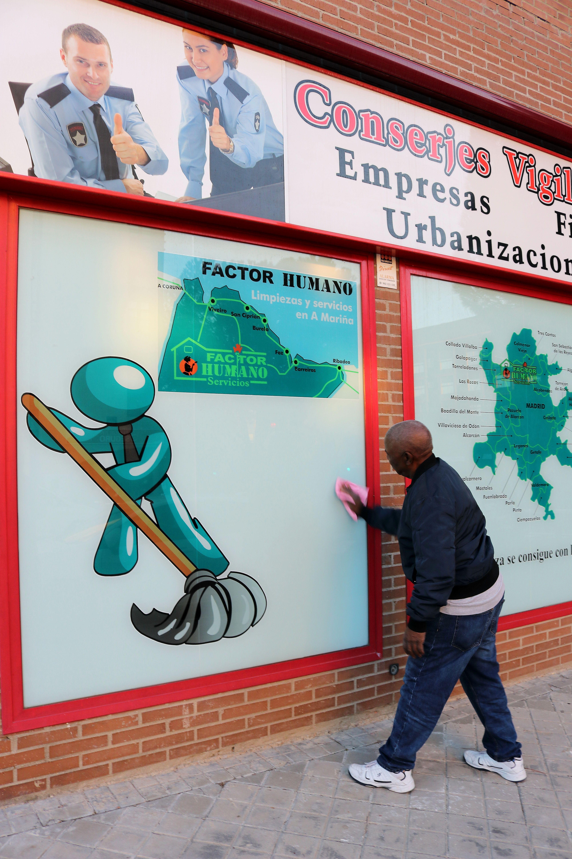 Opiniones de Factor Humano limpiezas Ourense, Lugo, Vigo, y Santiago de Compostela EN Ourense
