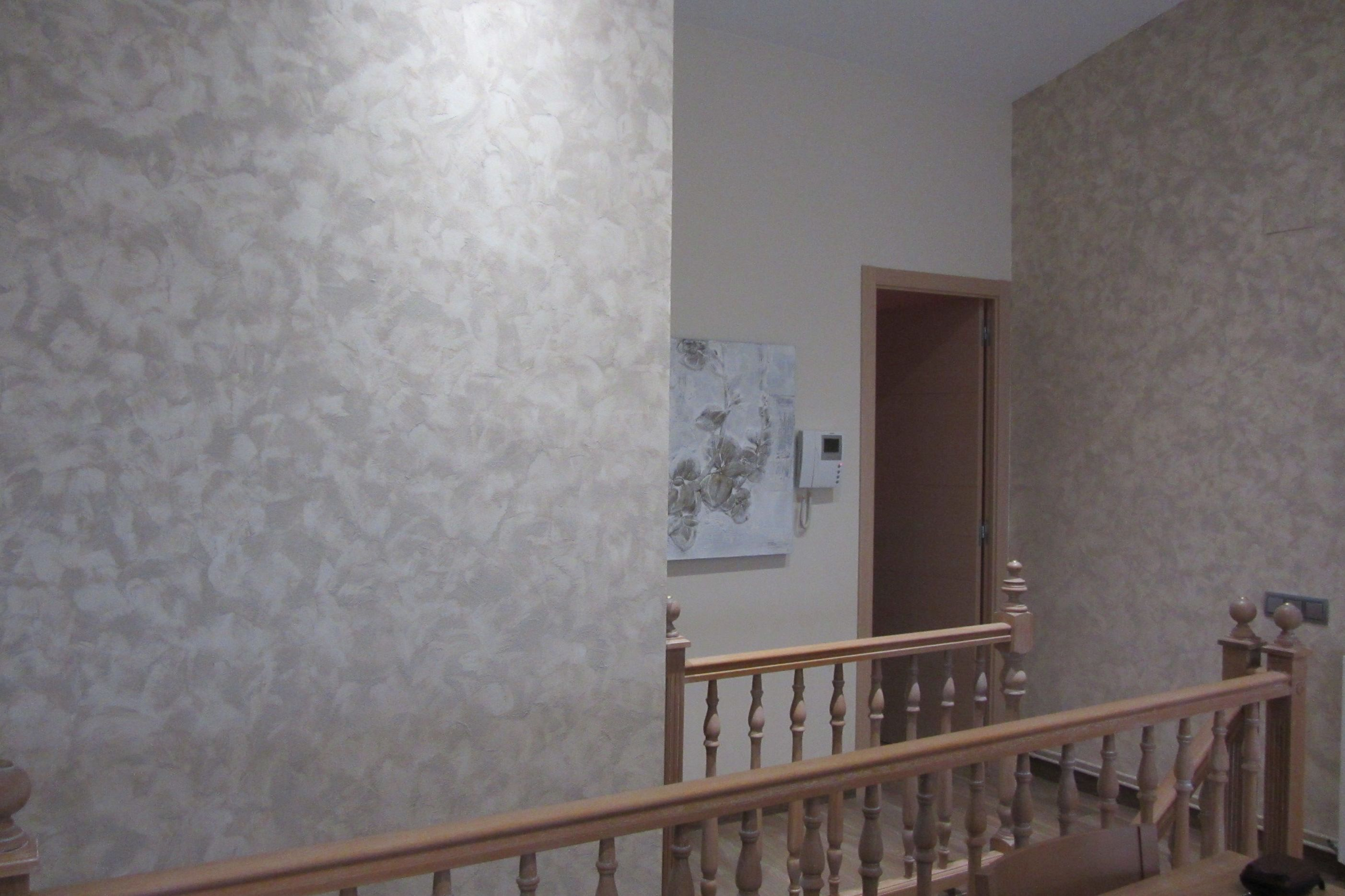 Trabajo de pintura de vivienda en Terrassa