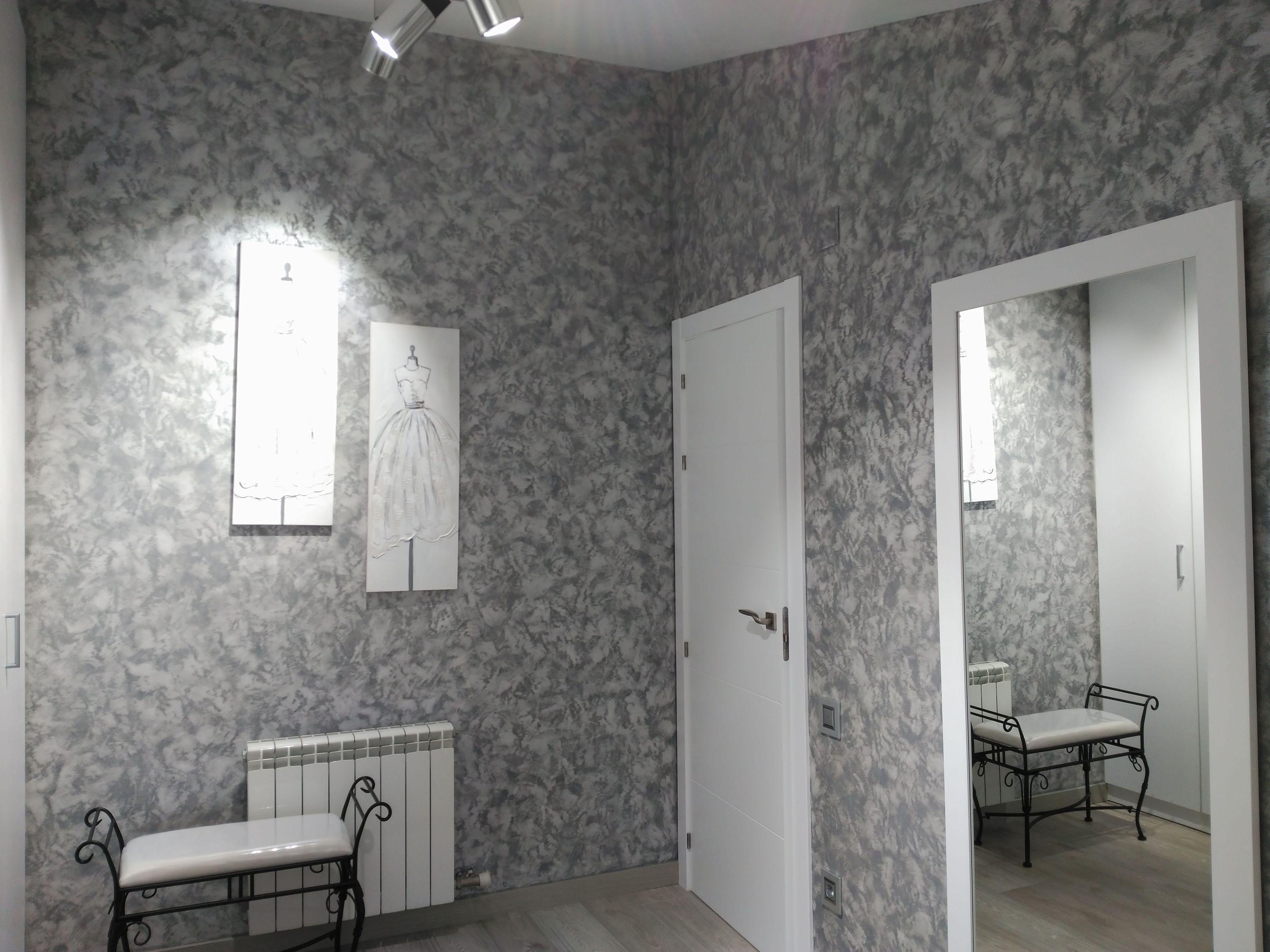 Estucos decorativos en viviendas en Terrassa