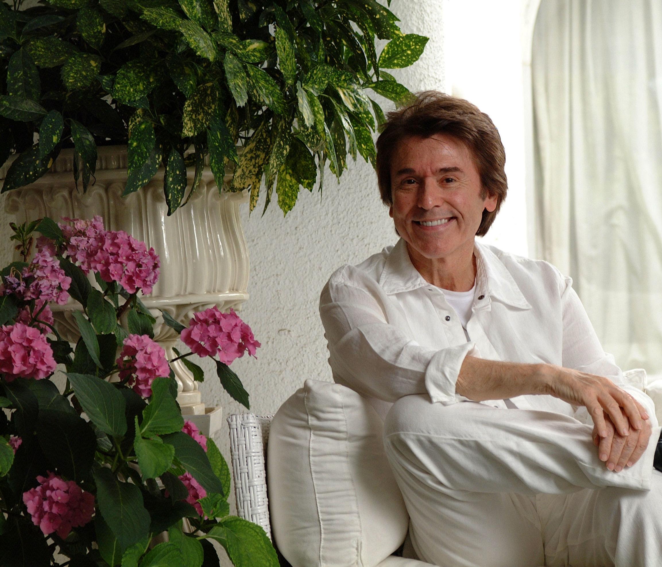 Estudio de fotografía José Luis Sanz. Retrato editorial. Raphael