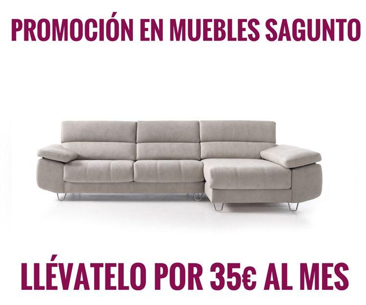 Ofertas de sofás en Sagunto