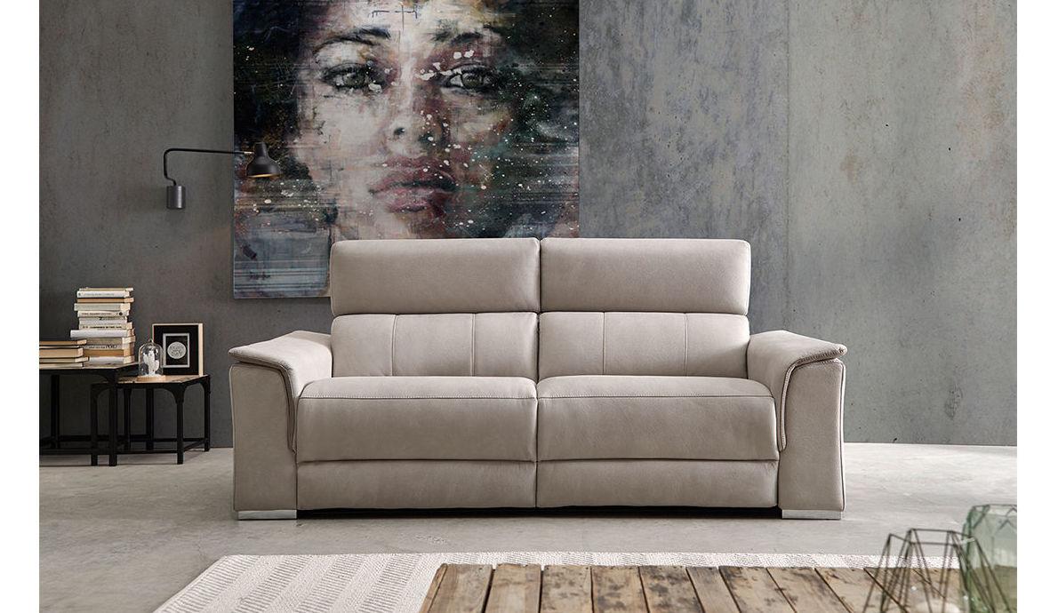 Sofá 3 plazas en Muebles Sagunto