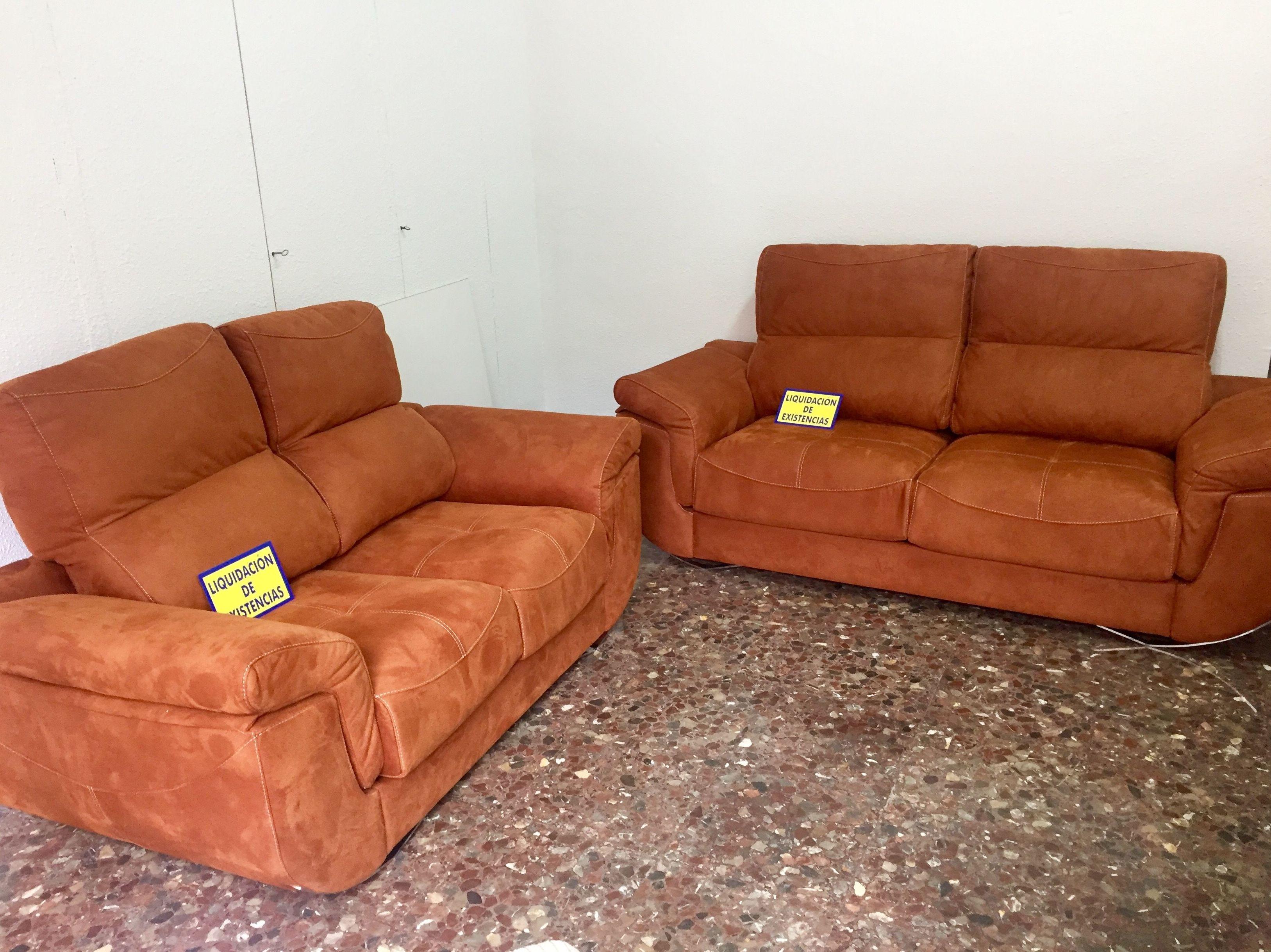 Liquidación de Sofás en Muebles Sagunto