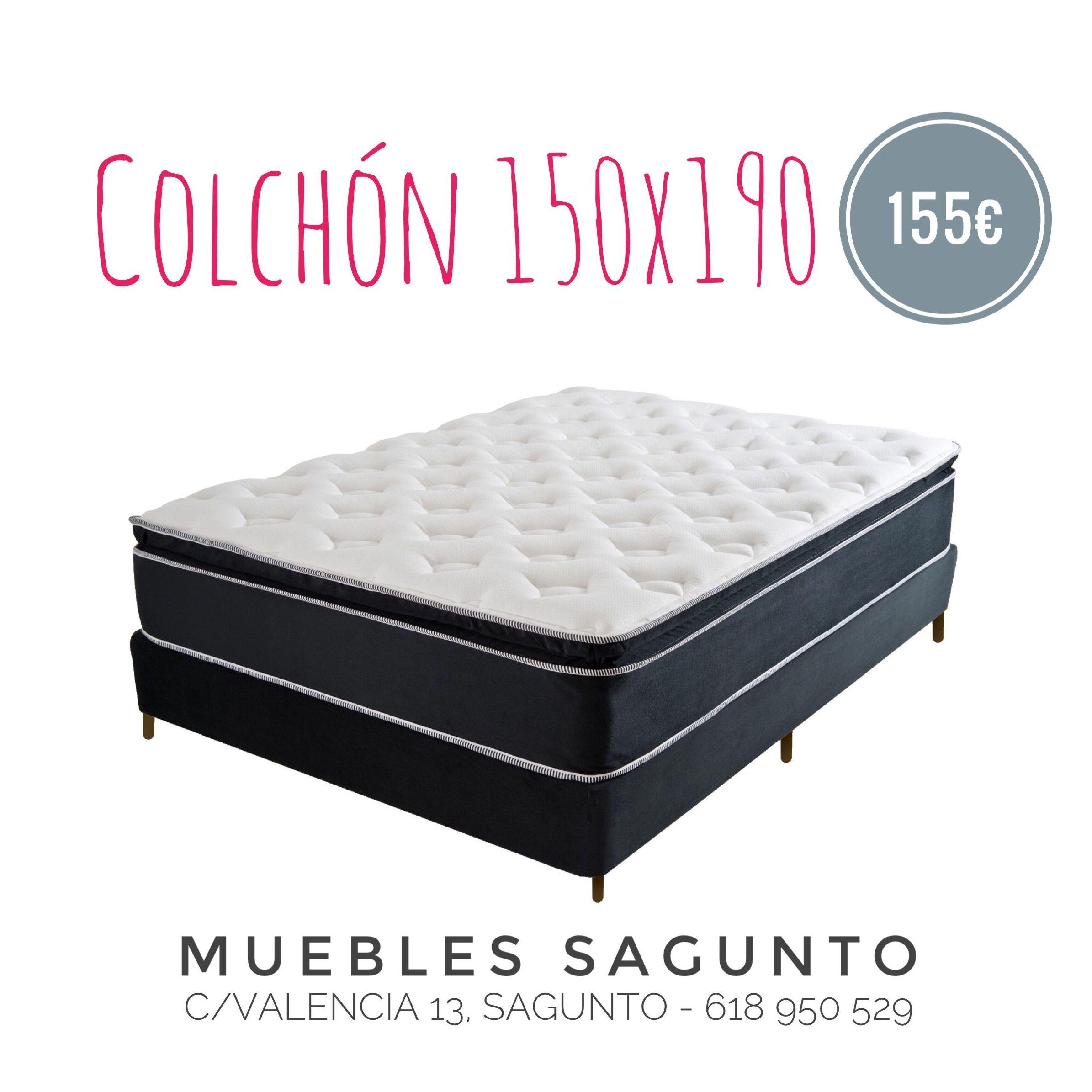 Colchón Viscoelastica Eco