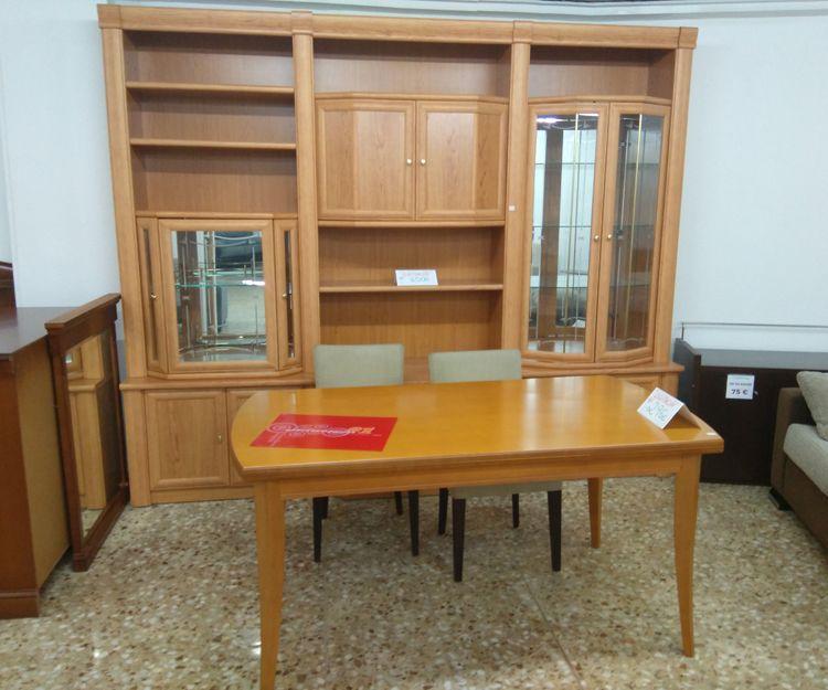 Muebles para salón en Sagunto
