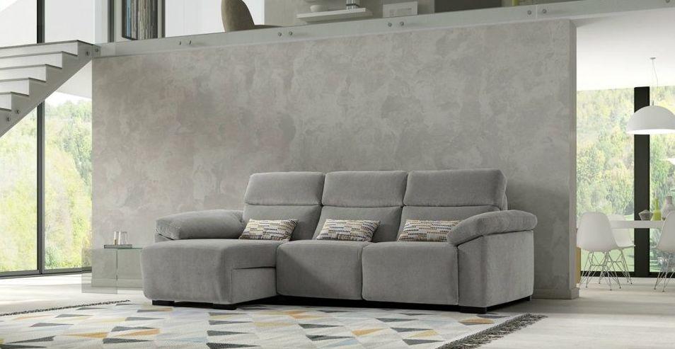 Sofa chaiselongue barato en Sagunto