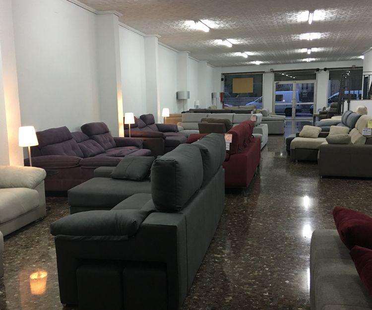 La mejor tienda de sofás en Sagunto