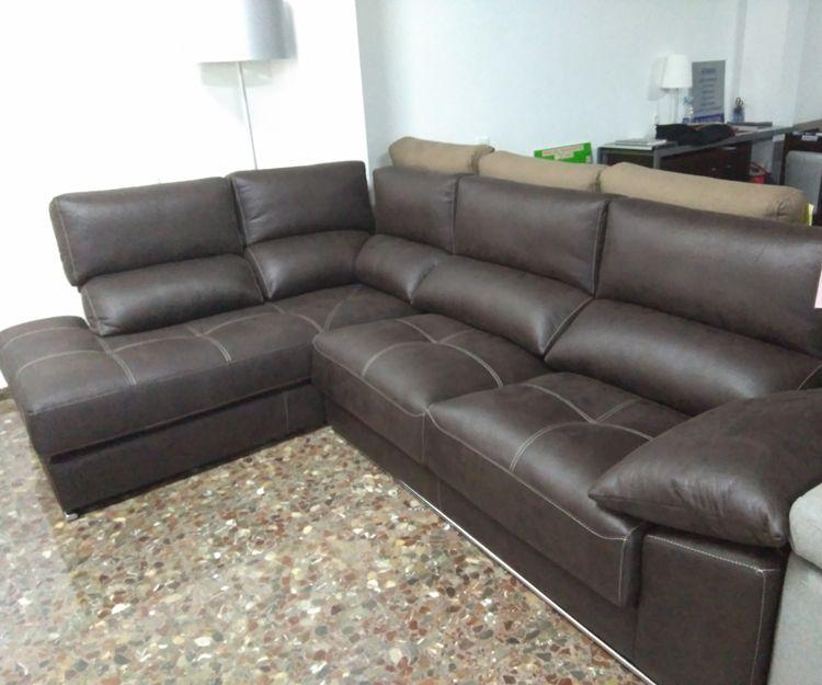 Amplia variedad de sofás en Sagunto