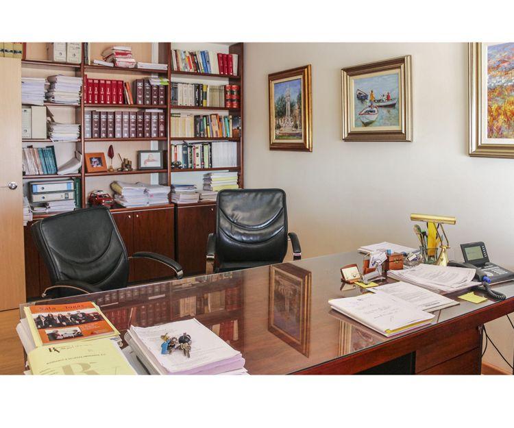 Equipo de abogados altamente cualificados